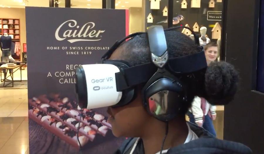 Nestle VR