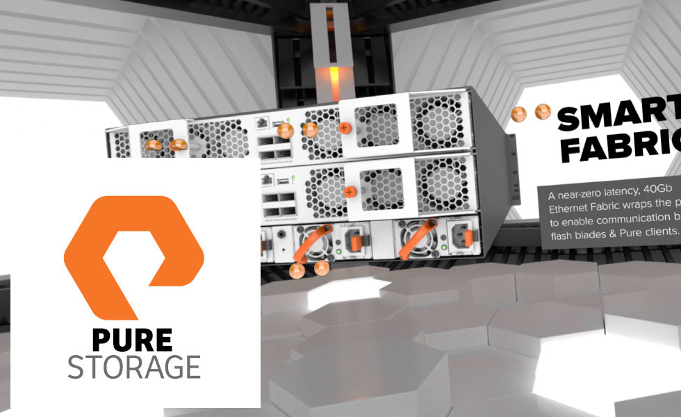 PureStorage Uses Mobile VR App to Drive Traffic at Trade Shows