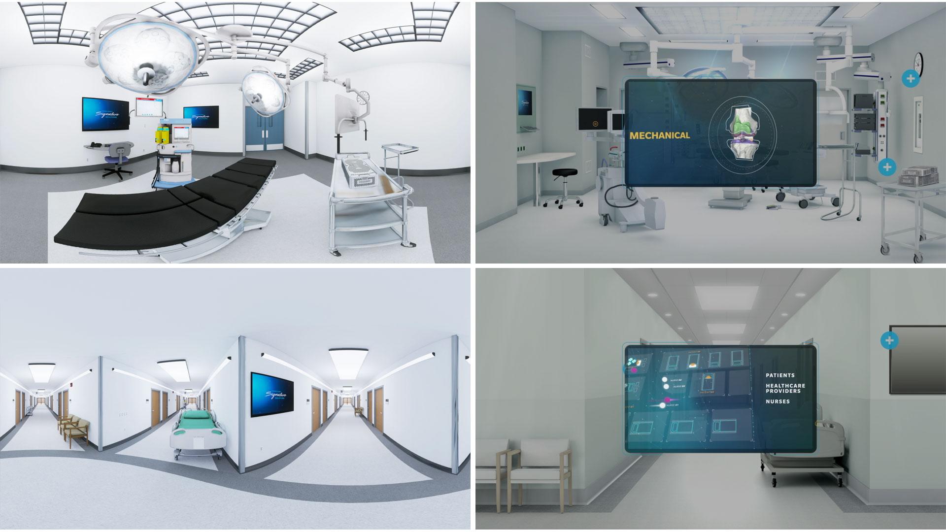 VR Medical Mobile App