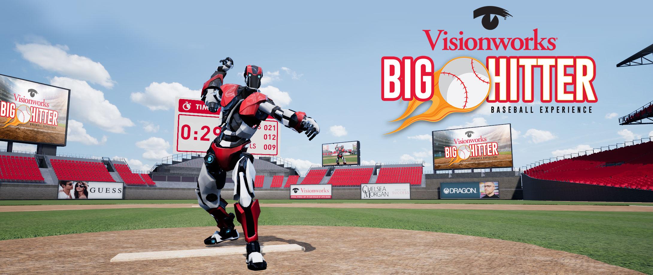 Visionworks VR Baseball