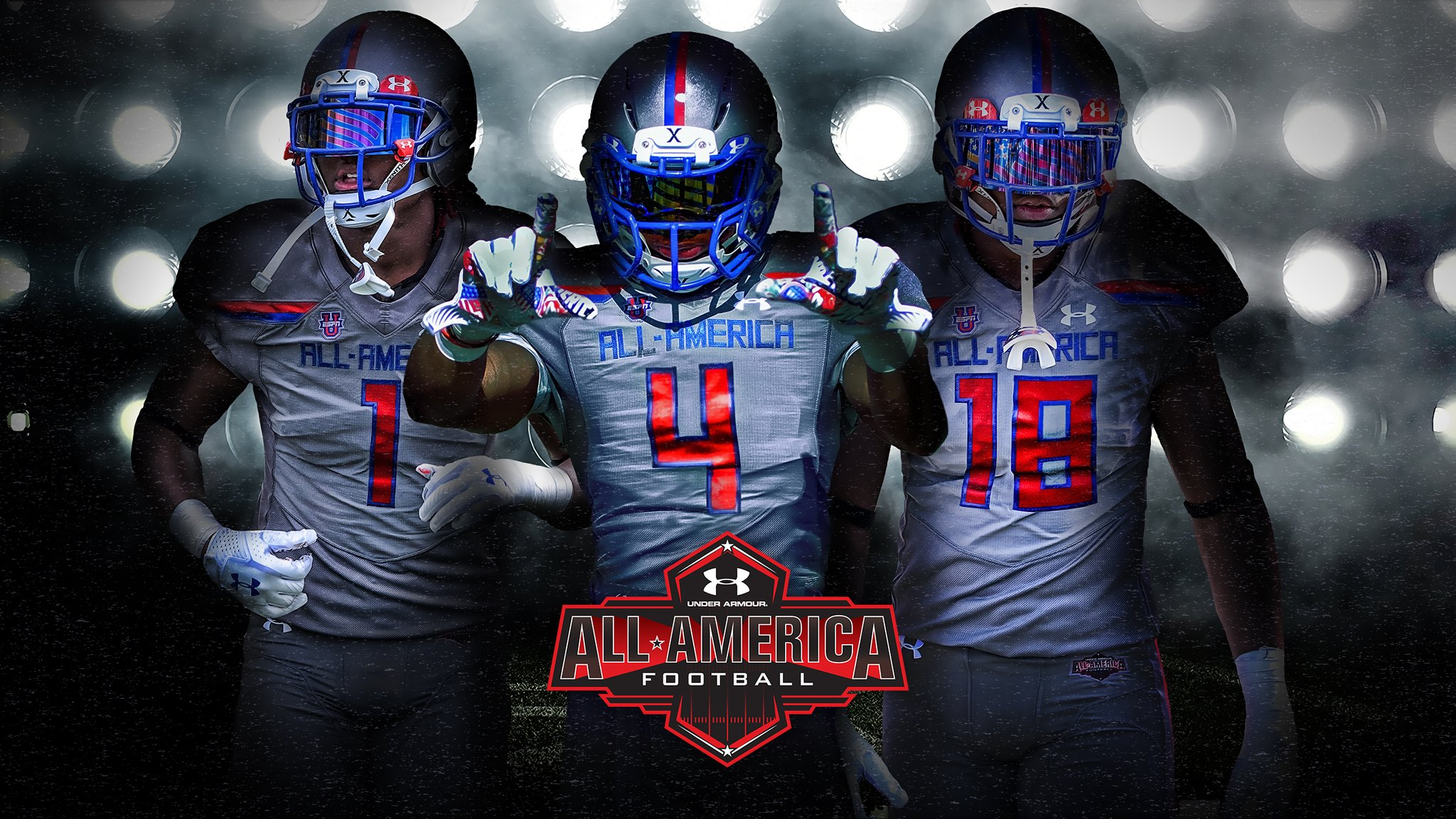 Under Armour and the U.S. ARMY All America Football Team VR Experience