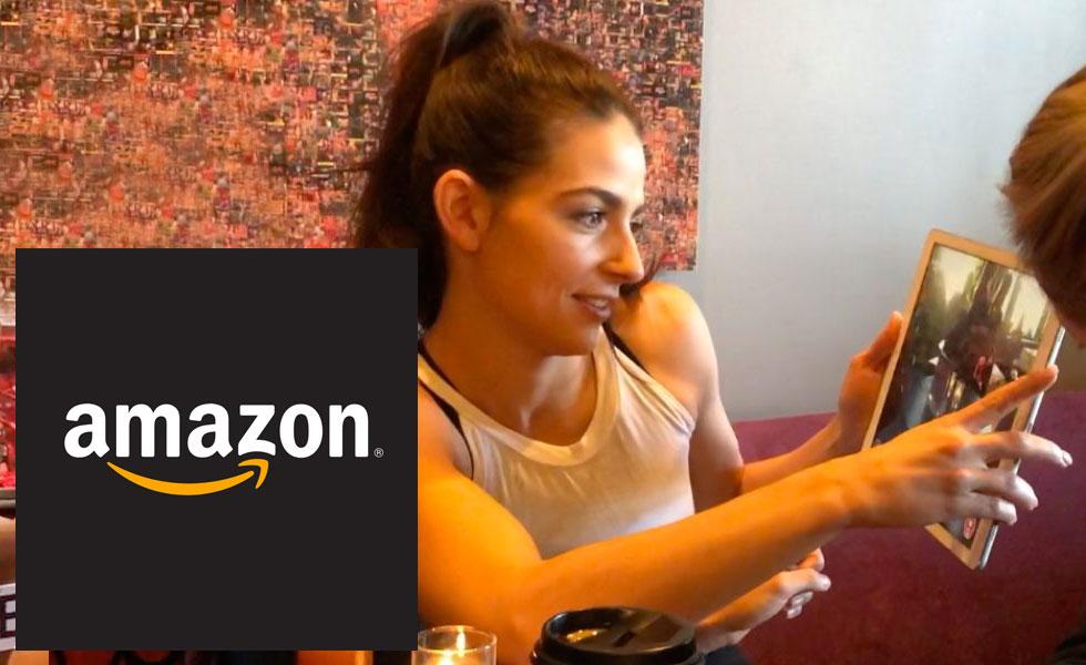 Amazon AR