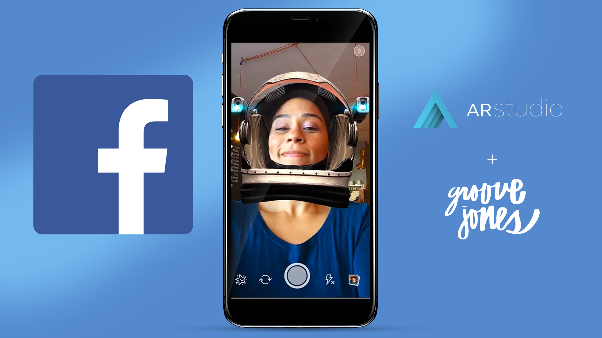 Social Platform AR - Snapchat Lenses and Facebook Filters