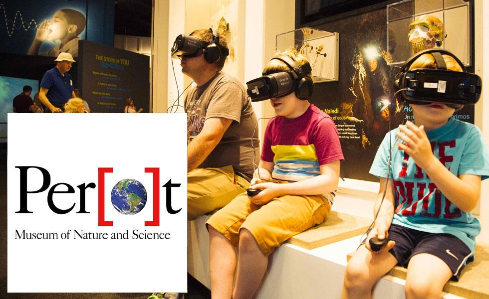 Perot Museum VR