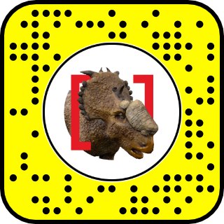 Snapchat Snapcode AR Lens Perot Museum
