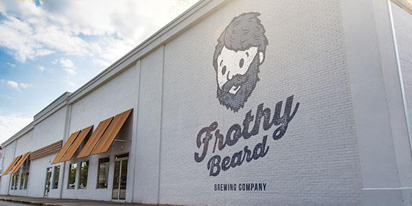 Frothy Beard AR App