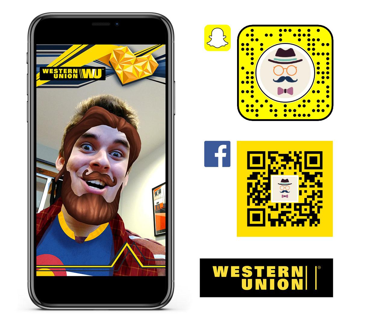 Snapchat Facebook AR Social Filters Lenses