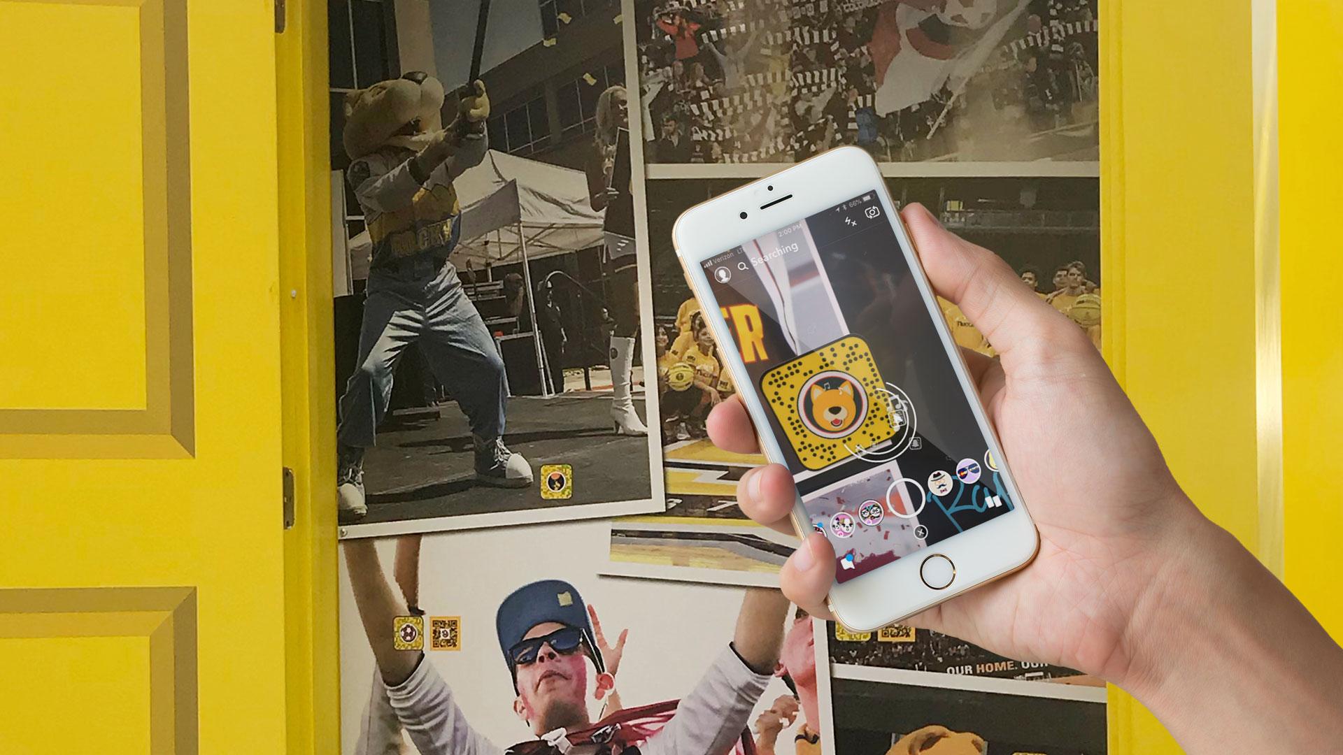 Snapchat AR Social Lenses