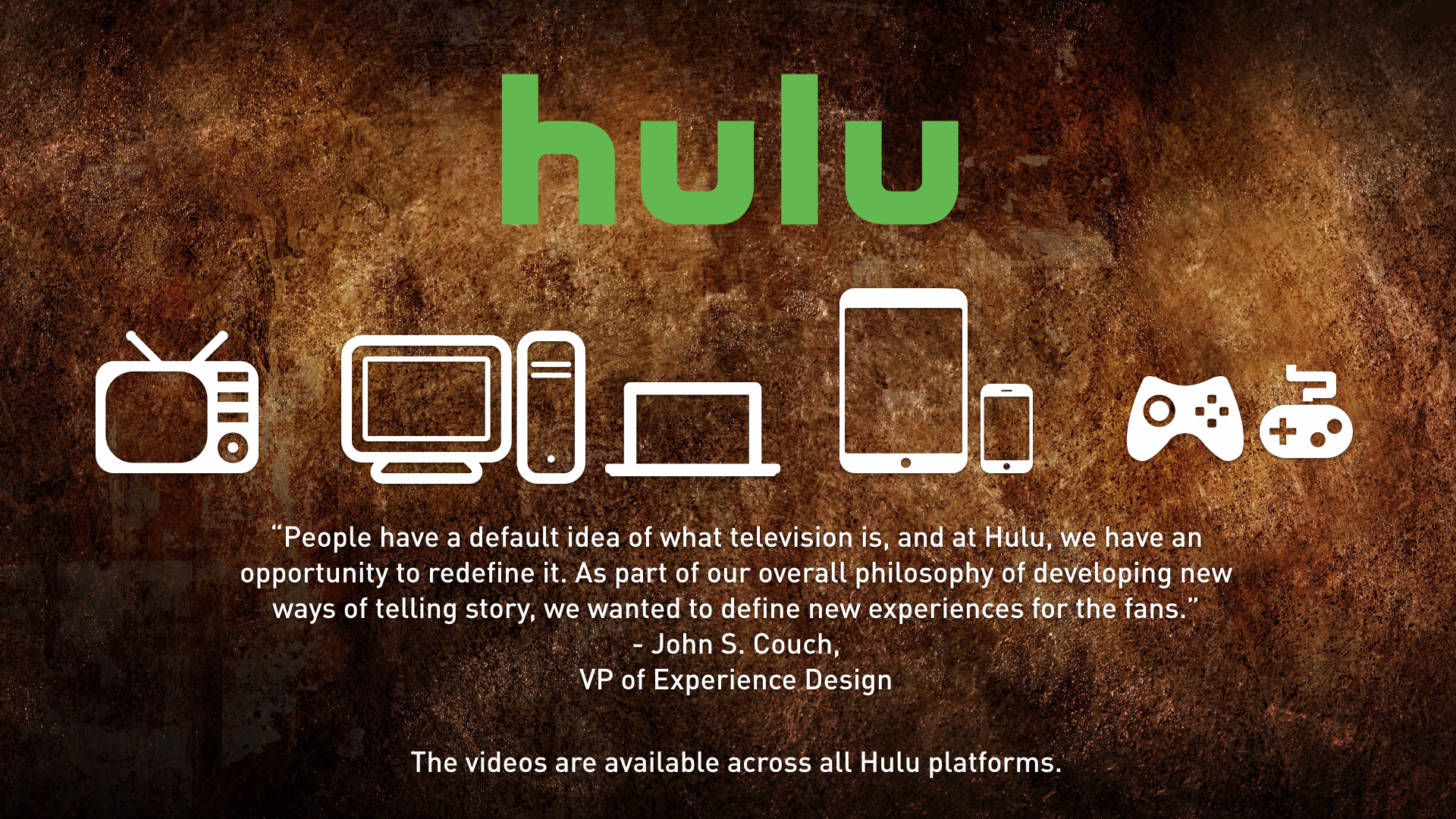 hulu scares up some fun with haunted screens videos for halloween
