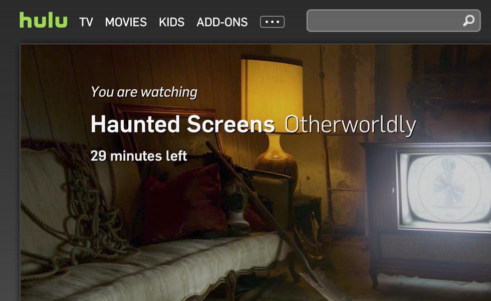 Hulu Huluween Scream Scares