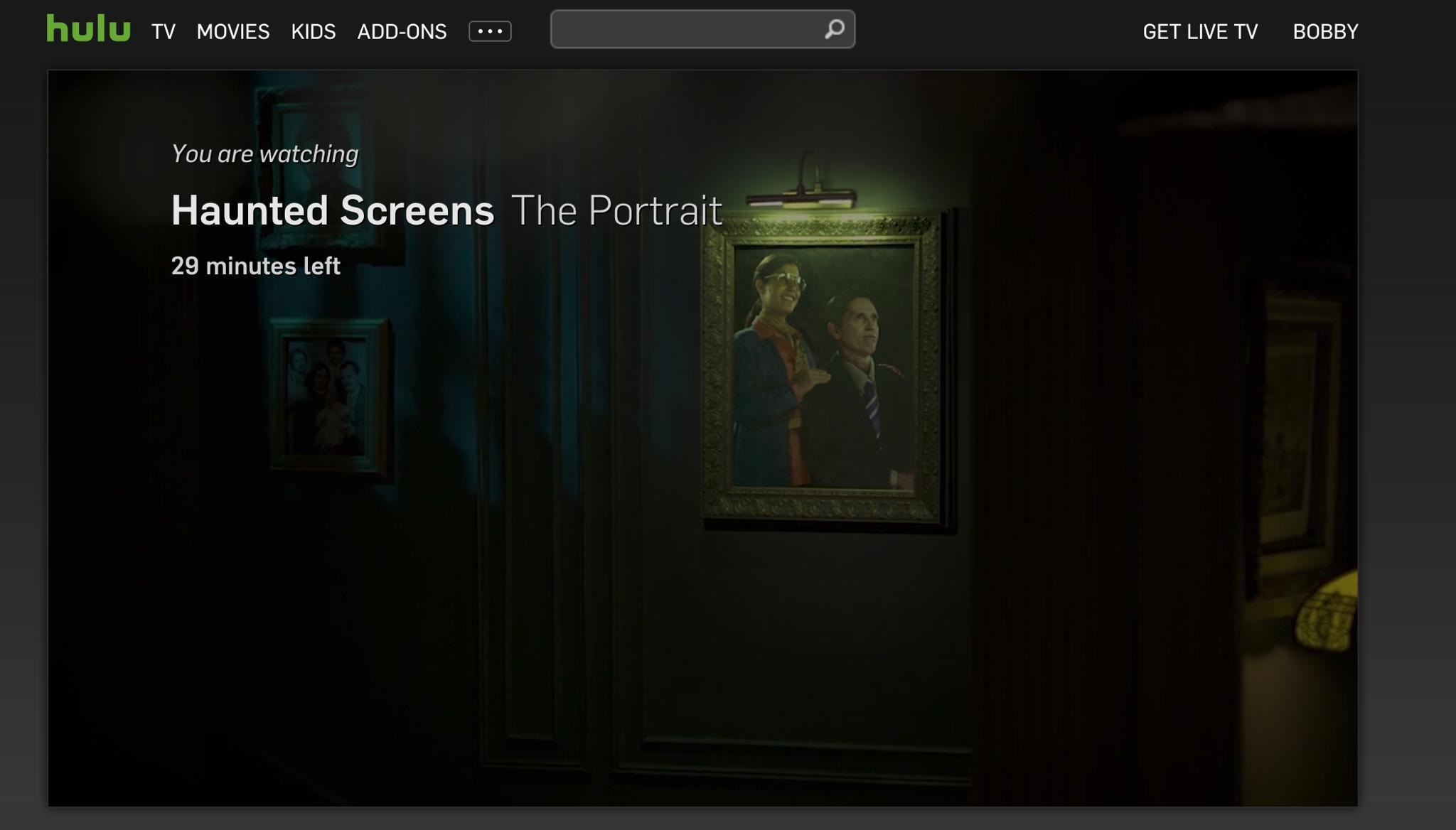 Hulu the Portrait