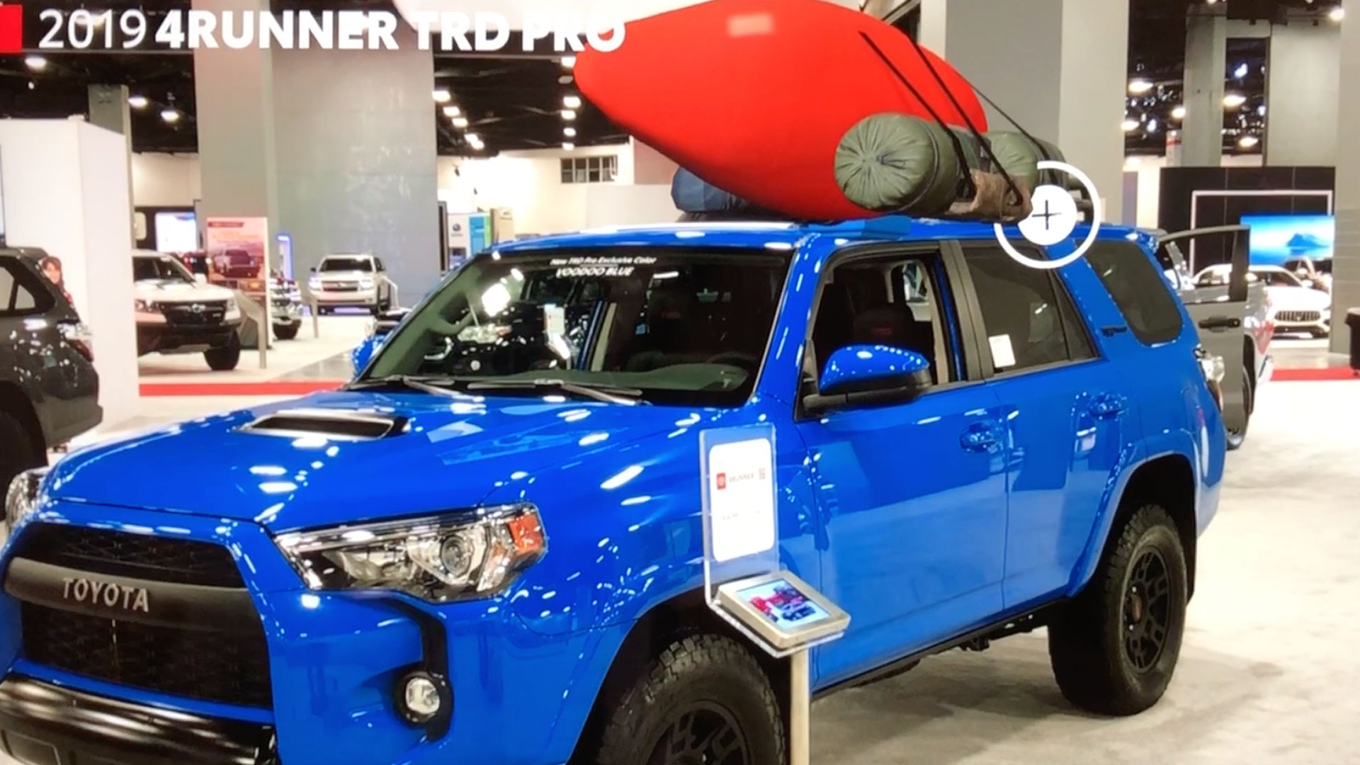 Toyota TRD Augmented Reality