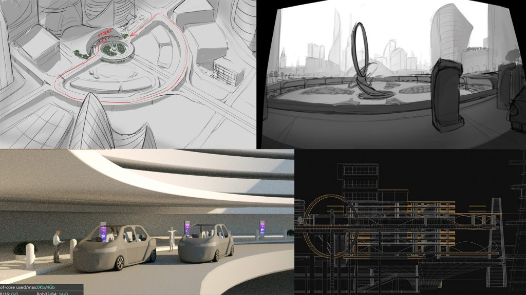 Designing the city of the future