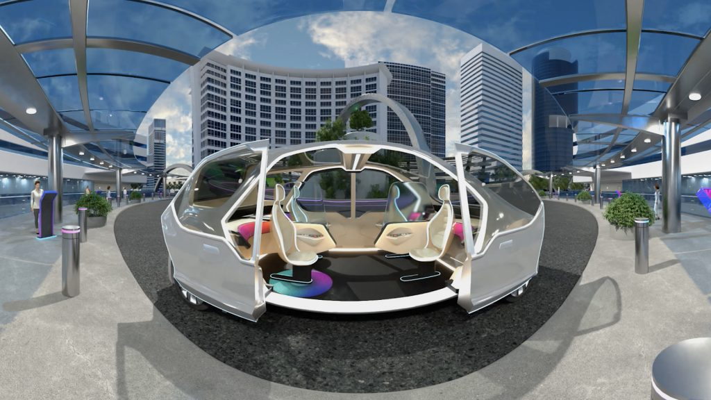 Ridesharing and Autonomous Vehicles