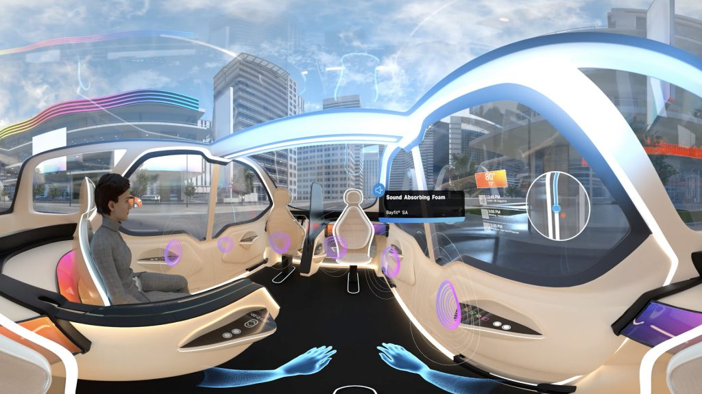 Covestro Future or Mobility