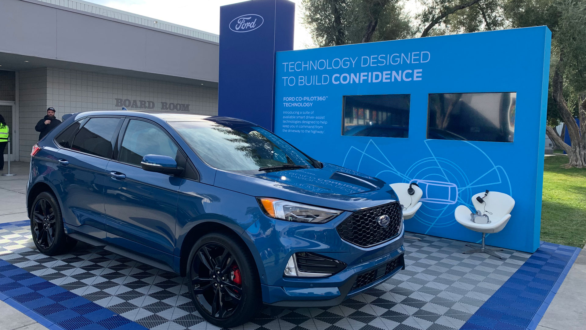 Ford Co-Pilot360™ VR Experience