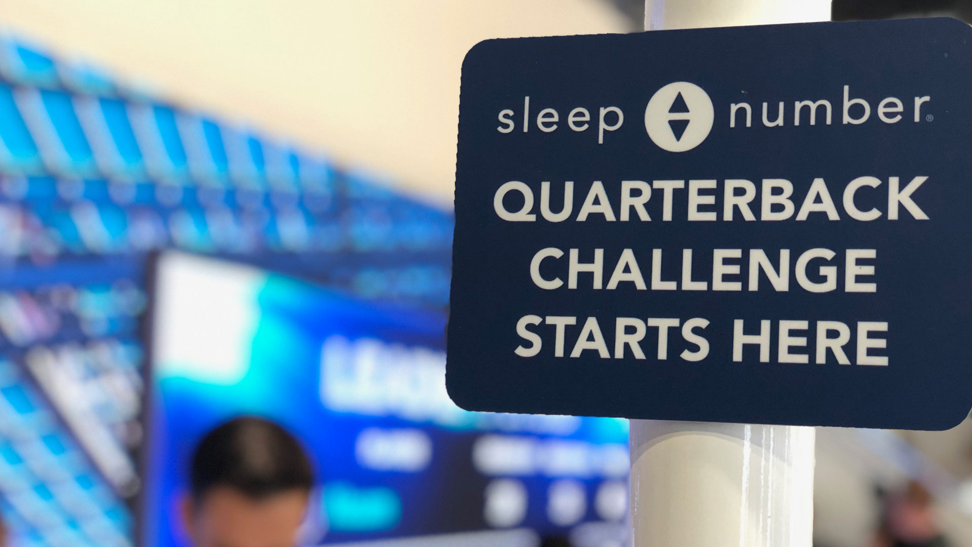 Sleep Number VR CES