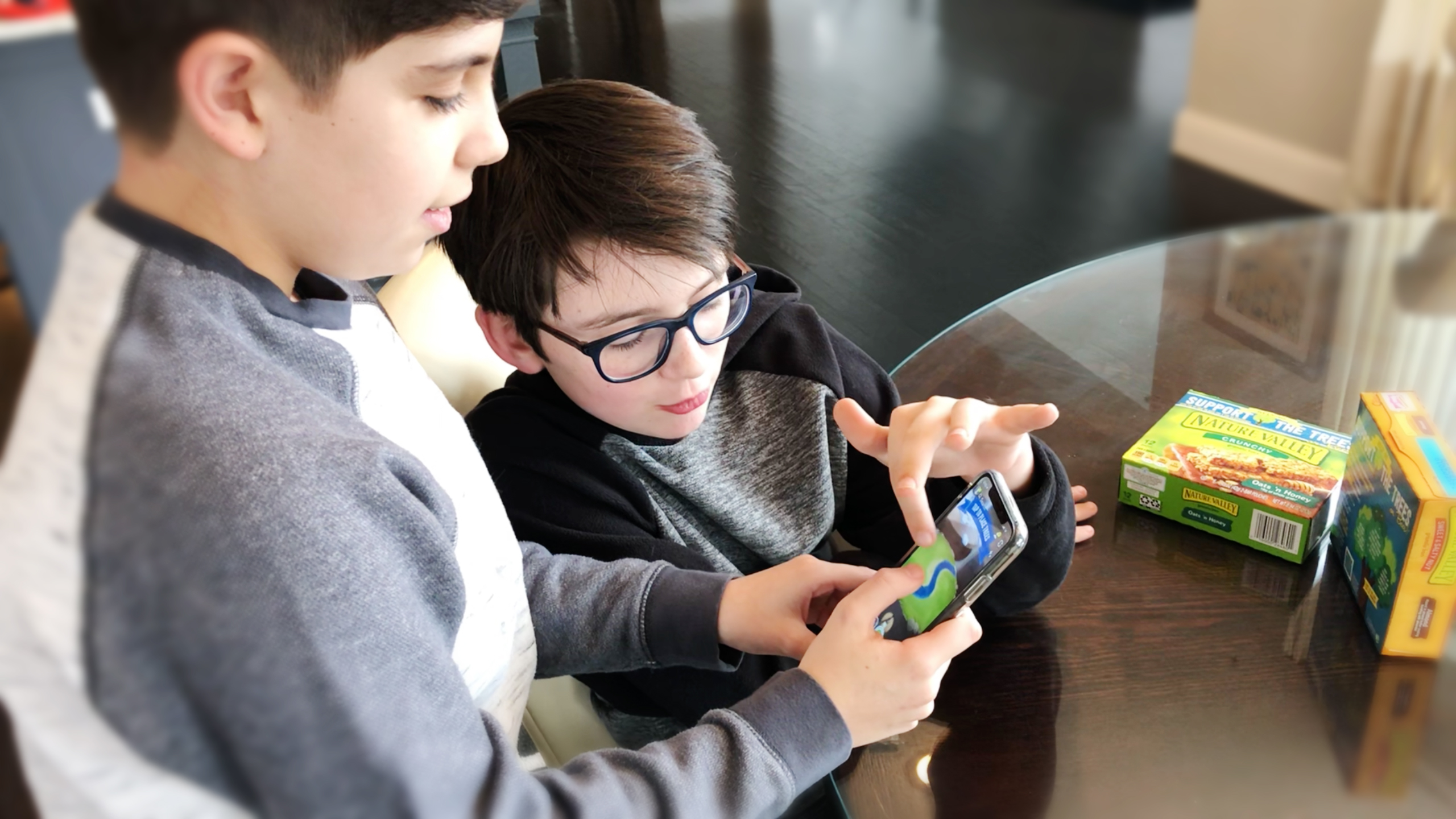 kids augmented reality AR
