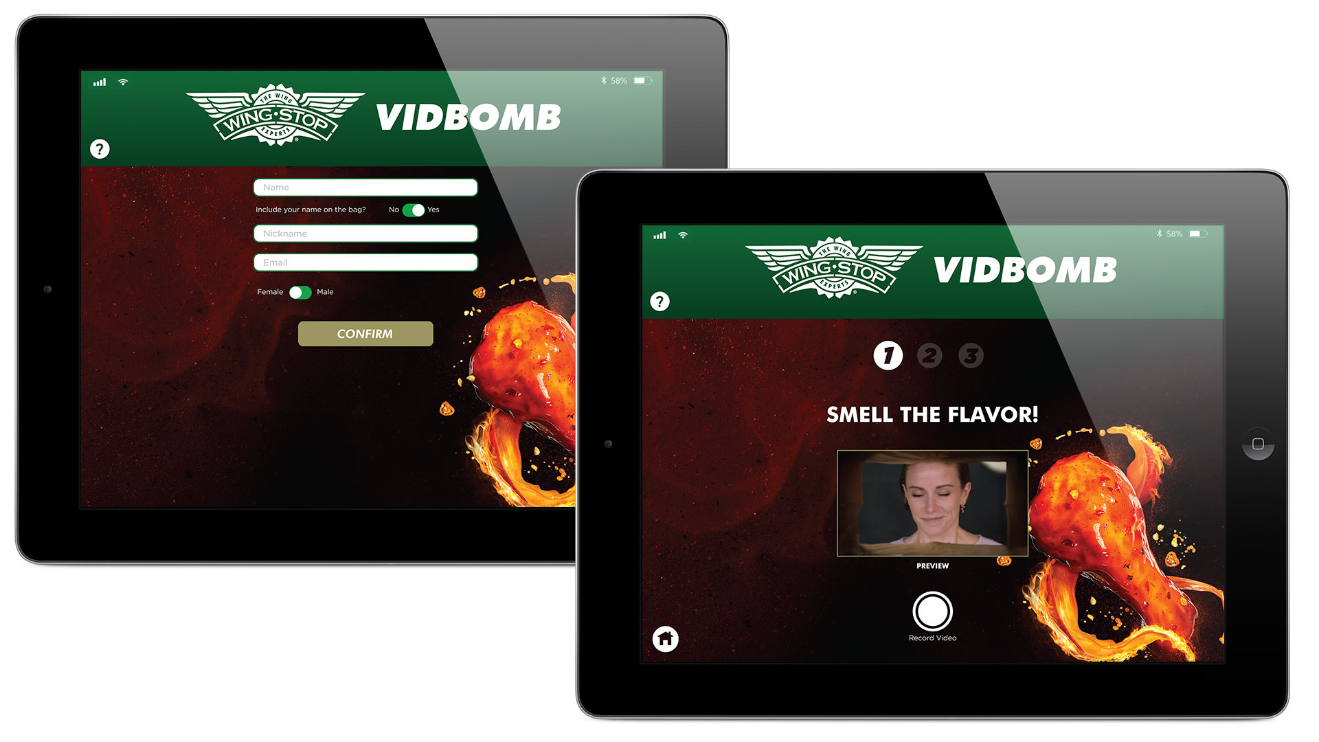 vidbomb app
