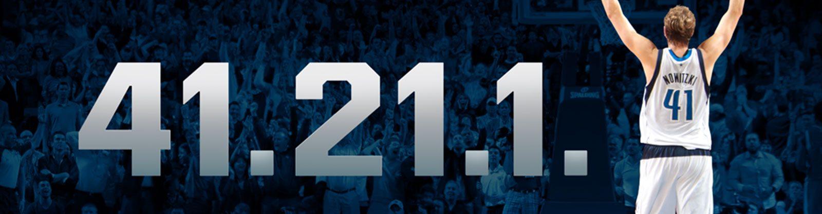 ae94a630601 Dallas Mavericks Commemorates Dirk Nowitzki s Retirement with AR Fan  Engagement
