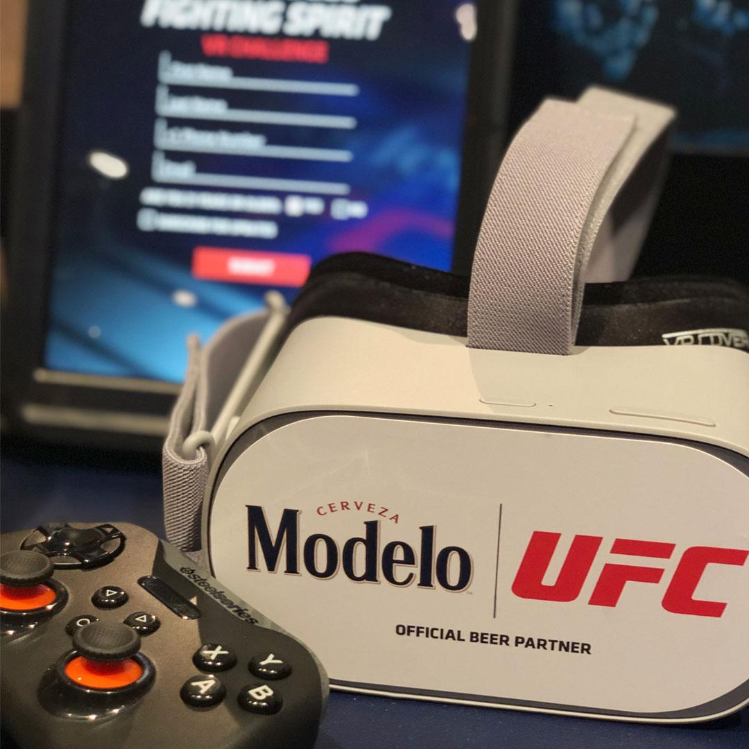 Modelo UFC VR