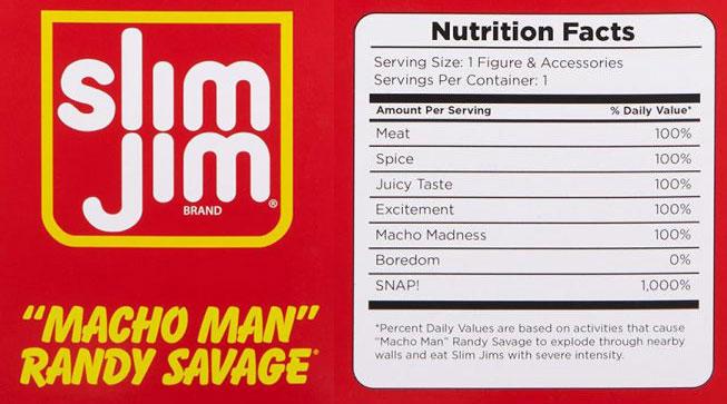 Slim Jim Meat