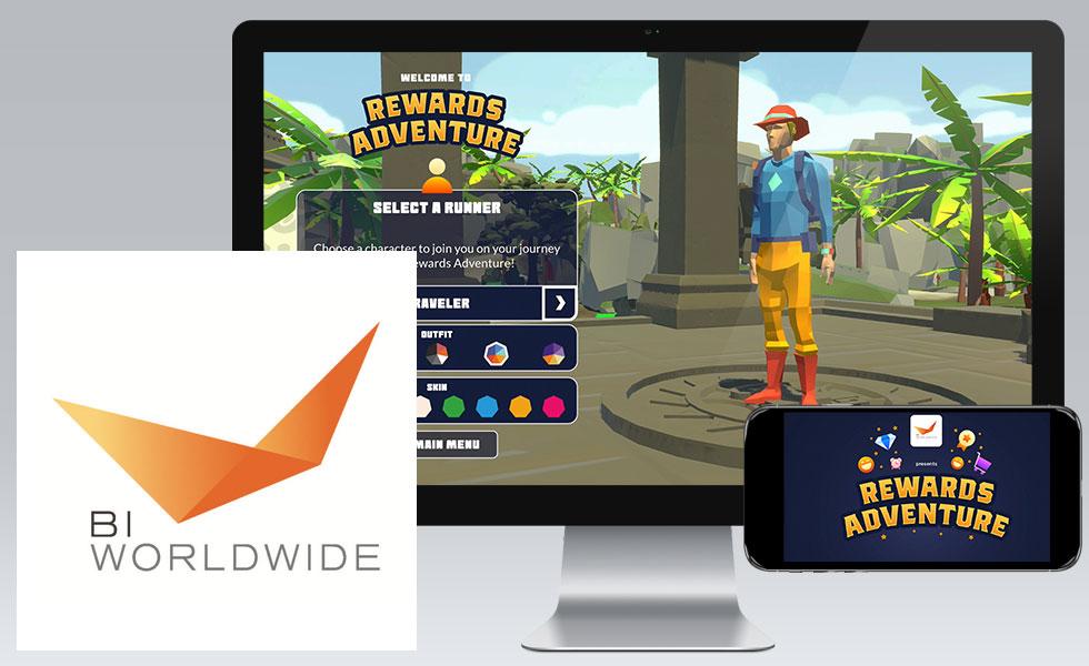 Rewards adventure