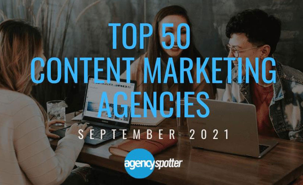top content marketing agency