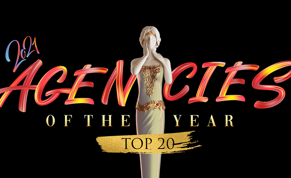 top agency of the year